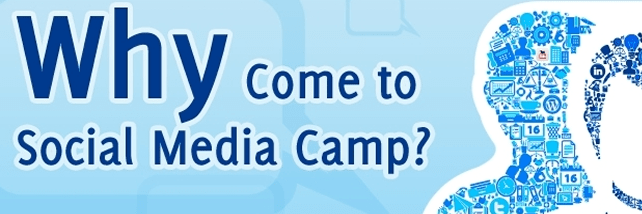 Social Media Camp Victoria Graphic