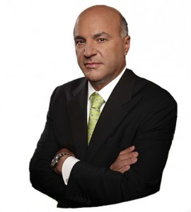 kevin o'leary dragons den shark tank