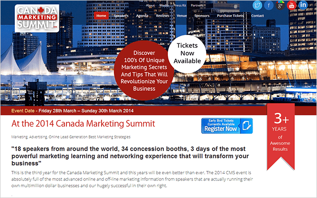 Canada-Marketing-Summit