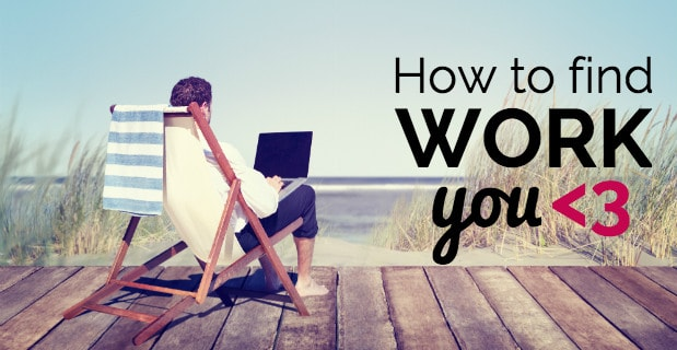JK0910 How to find work you love