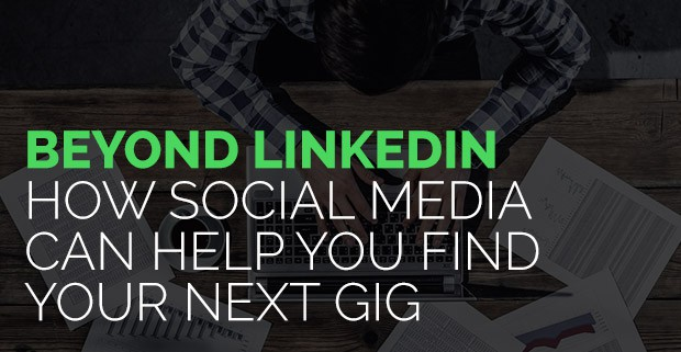Beyond LinkedIn: how social media can help you find your ...