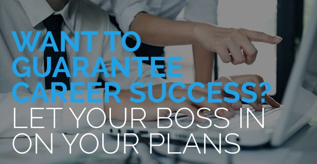 Let-Your-Boss-In-On-Success-Plans