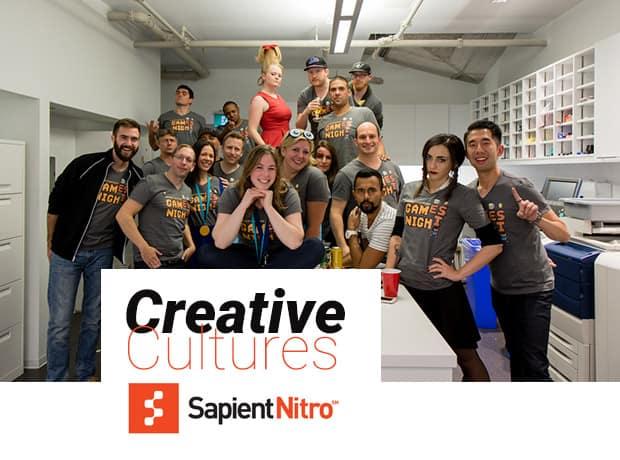 Creative Cultures SapientNitro