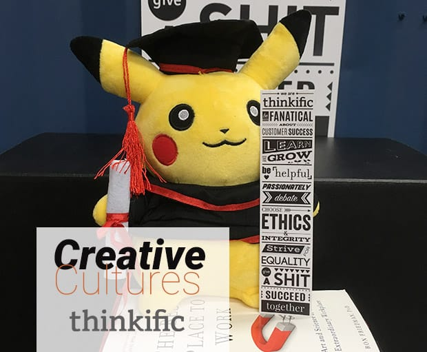 Creative Cultures - Thinkific